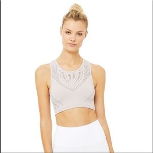 🆕 ALO Yoga Lark Crop Top